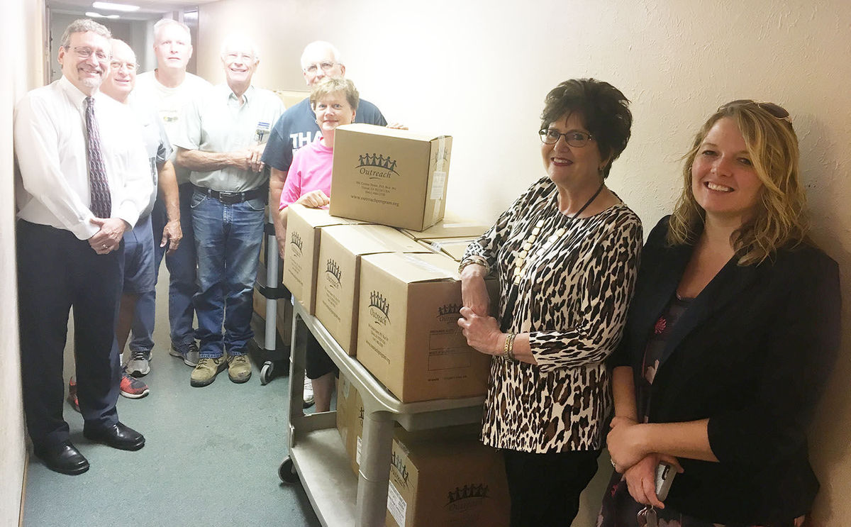 KMAland food pantries receive meal boosts