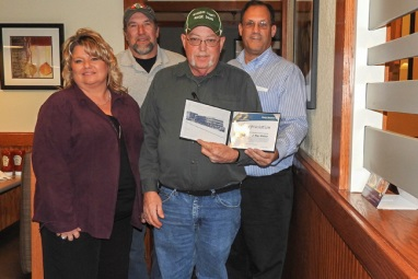 ​Local Modern Woodmen members honor Hometown Hero